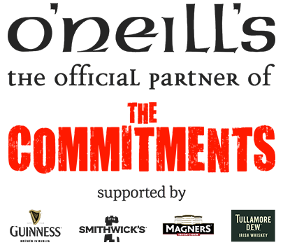 O'Neills, the official sponsor of The Commitments